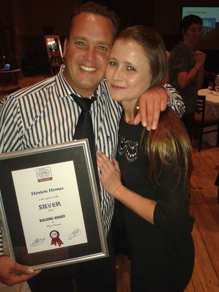 2014 ITFB Silver Award House Carstens